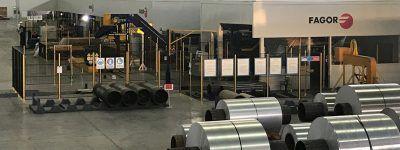 Steel mills - Fagor Arrasate