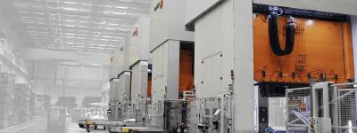 Hydraulic presses - Fagor Arrasate