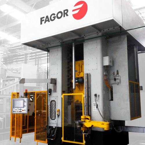 Fagor Arrasate - Cold Forging Hydraulic presses-