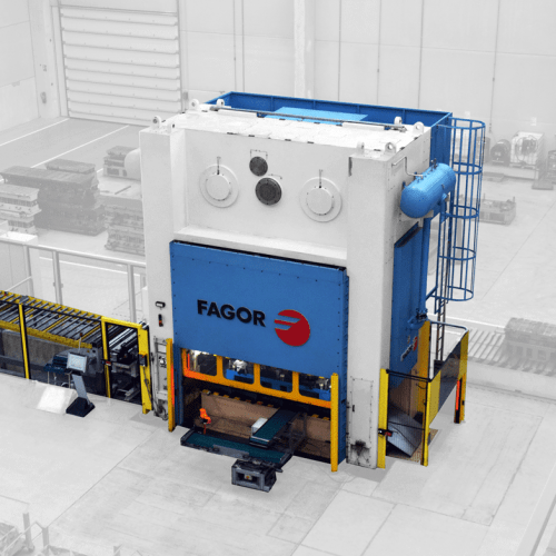 Fagor Arrasate - Progresive & transfer presses-