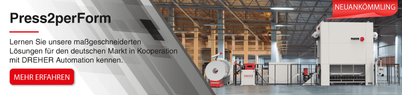Meet our specific solutions for German market in collaboration with DREHER Automation