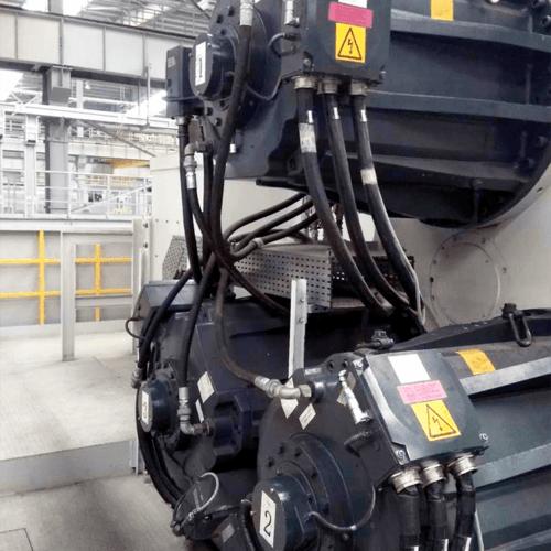 Fagor Arrasate - 锻造伺服压力机技术(SPT)-