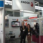 Fagor Arrasate exhibited at the show CWIEME in Shenzhen (China)