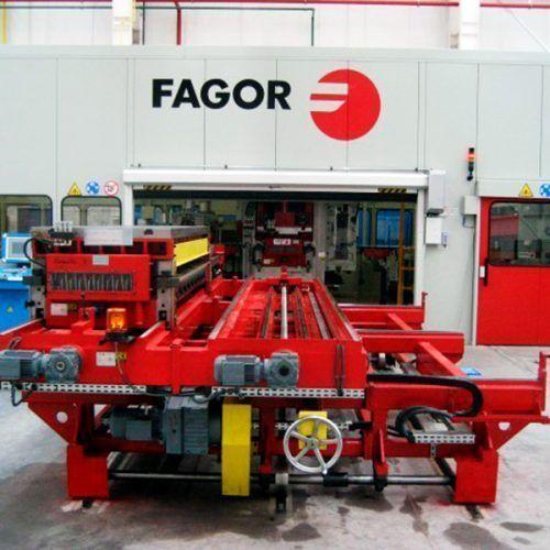 Fagor Arrasate - 矫平机-