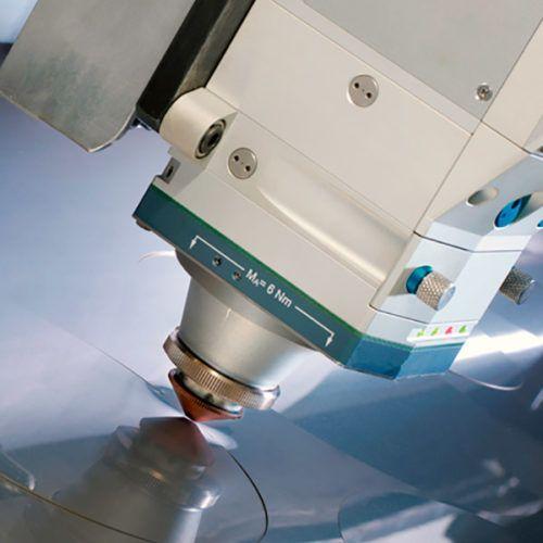 Fagor Arrasate - Laser Blanking Line-