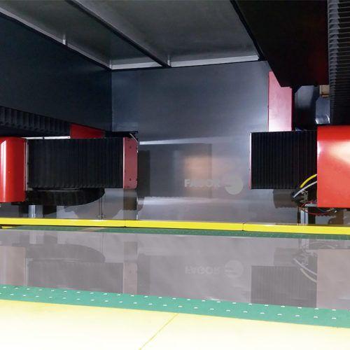 Fagor Arrasate - Laserschneidanlage-