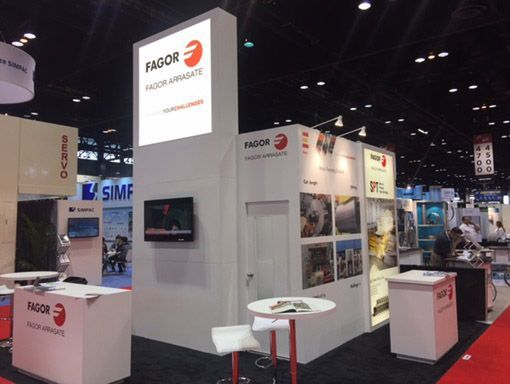Fagor Arrasate event: FAGOR ARRASATE AT THE FABTECH IN THE US