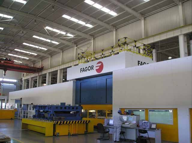 Fagor Arrasate event: Fagor Arrasate suministrará tres Blanking lines a Gonvarri Steel Industries