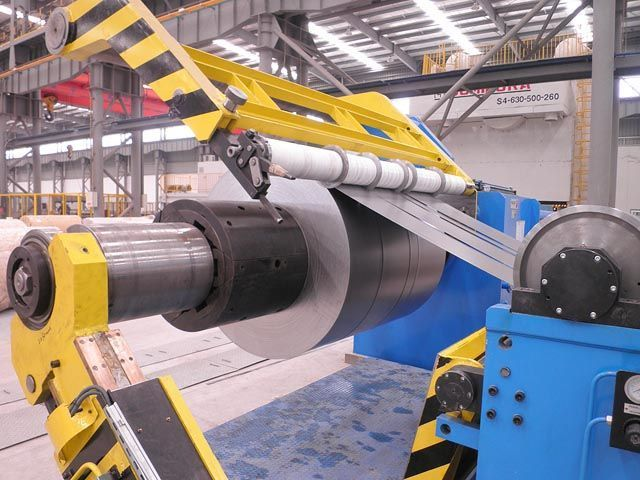 Fagor Arrasate event: Fagor Arrasate will install a slitting line in an important Turkish Service Center