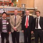 A cut-to-length line acceptance for ThyssenKrupp Angang Steel