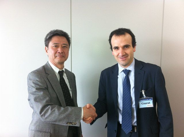Fagor Arrasate event: FAGOR ARRASATE WILL SUPPLY MITSUI WITH A SERVOBLANKING LINE