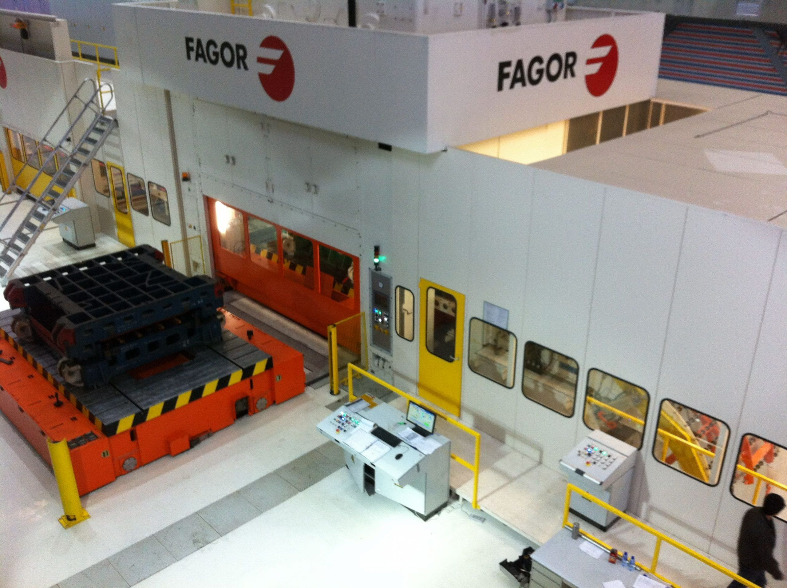 Fagor Arrasate event: WISCO AWARDS FAGOR ARRASATE WITH AN ORDER TO SUPPLY A NEW PRESS BLANKING LINE