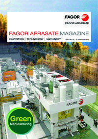 Fagor Arrasate event: THE FAGOR ARRASATE's MAGAZINE FOR THE 2nd SEMESTER OF 2016 HAS BEEN PUBLISHED