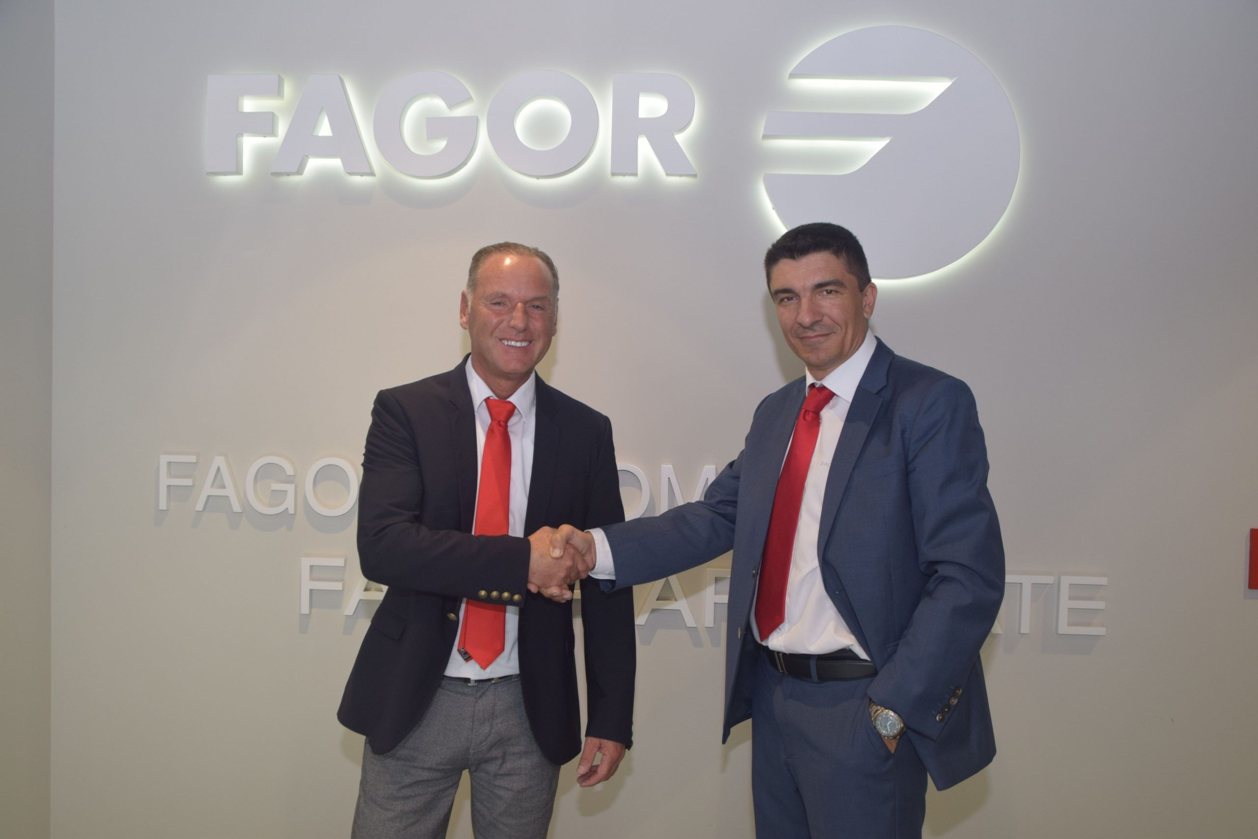 Fagor Arrasate event: FAGOR ARRASATE BOOSTS ITS COMMITMENT TO HOT STAMPING WITH THE SIGNING OF GERALD SCHULZ