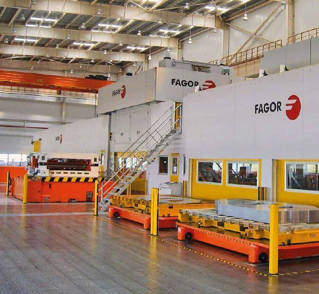 Fagor Arrasate event: SERVO-BLANKING LINE: NEW FAGOR ARRASATE INSTALLATION FOR A LEADING OEM IN INDIA
