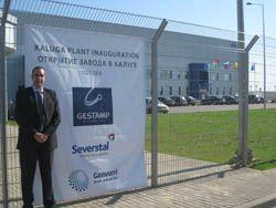 Fagor Arrasate event: Fagor Arrasate suministrá los equipos de las nuevas plantas de Gestamp, Gonvarri y Severstal en Russia