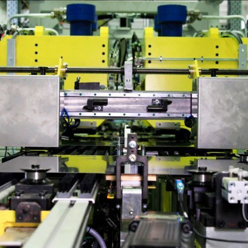Fagor Arrasate - Manufacturing lines for dishwasher parts-556678933