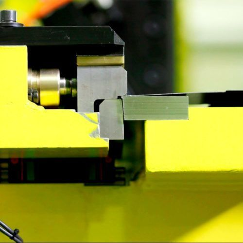 Fagor Arrasate - Manufacturing lines for dishwasher parts-