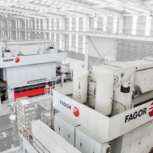 Fagor Arrasate - 多工位压力机-